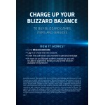 Blizzard $5 USD Gift Card