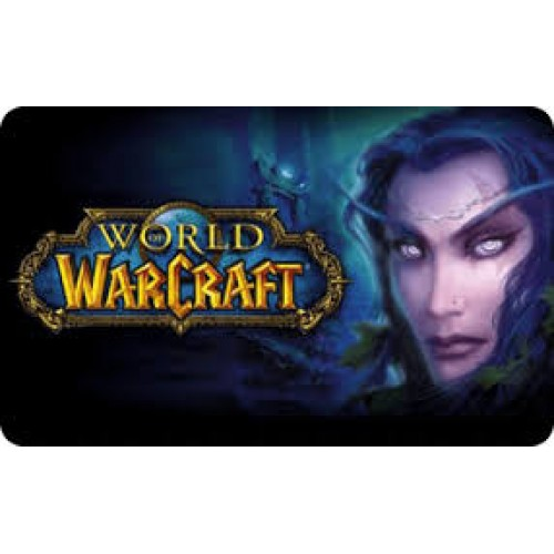World of Warcraft Gift Card